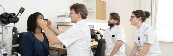 Het Oogziekenhuis Rotterdam kiest CSN Groep voor vervanging netwerk