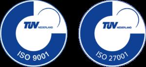 ISO 9001 & ISO 27001