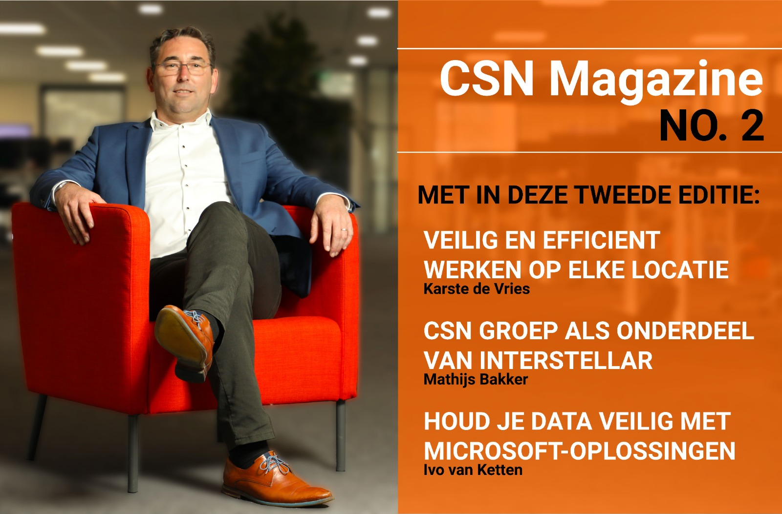 CSN Magazine Karste