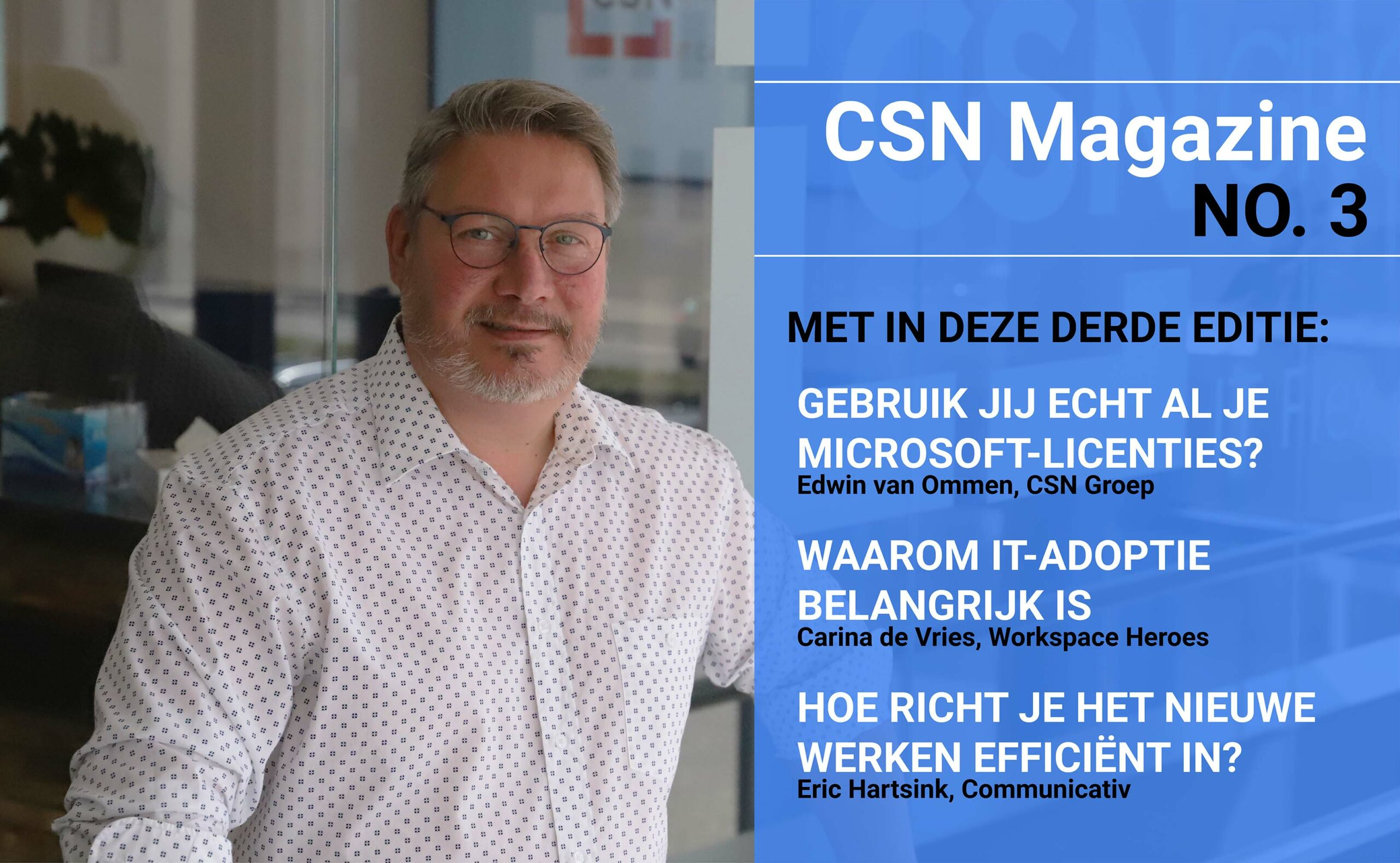 CSN Magazine NO3